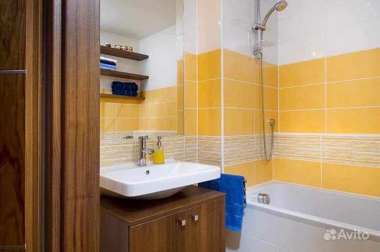 Дизайн стандартной ванны фото в панельном доме