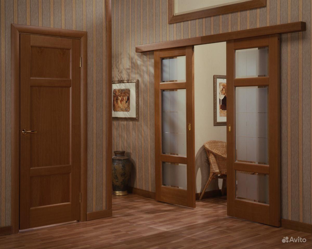 Роликовые межкомнатные двери как монтаж 19 фотография