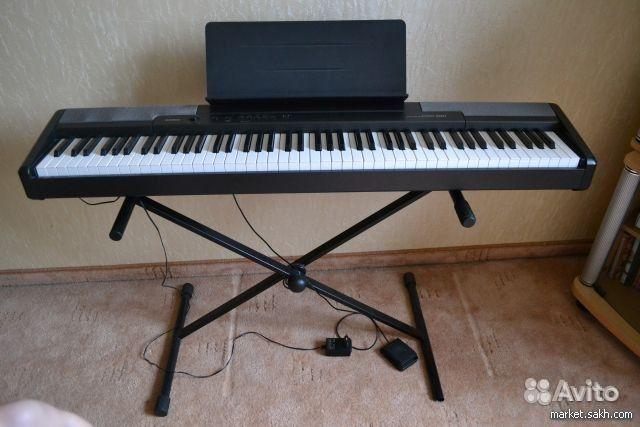 Купить Цифровое пианино CASIO CDP-100