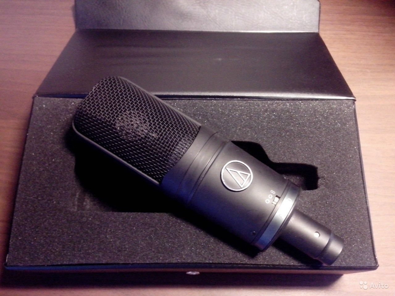 Audio-Technica AT4050SM.  Москва