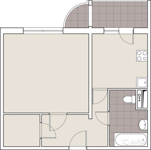 Дизайн балконов серии п 111м. - фото отчет - каталог статей .