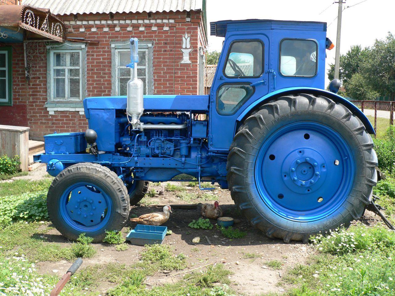 Трактор Т-40 ам купить в Кировской области на Avito.