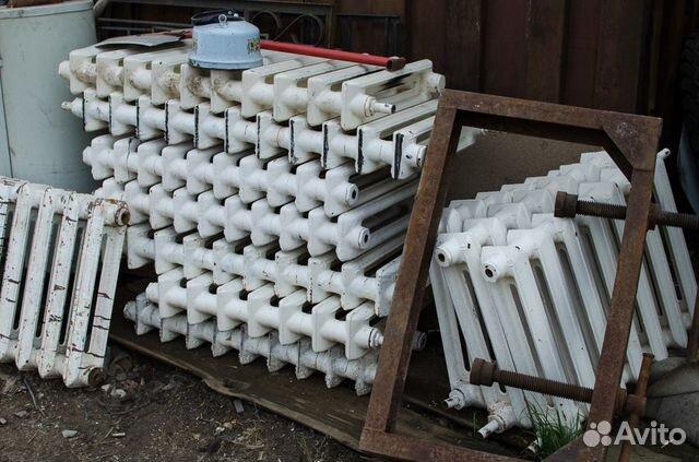 Алюминиевый секционный радиатор vox