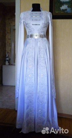 Объявление о продаже Свадебные платья в адыгейском национальном стиле в Краснодарском крае на Avito.
