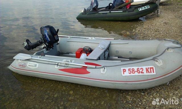 продажа бу моторов на лодки катера