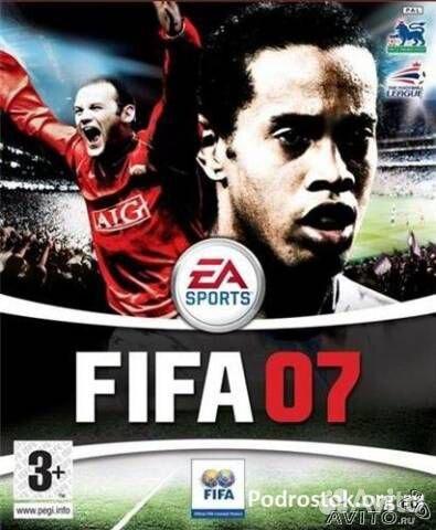 Название: FIFA 2007 Украинская лига Оригинальное название: FIFA 2007 Ukrain