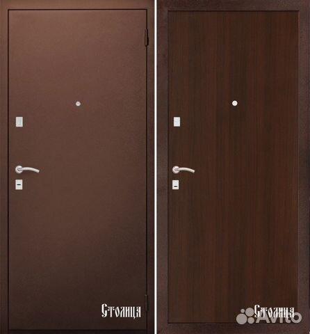 двухстворчатые металлические двери в ногинске