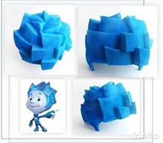 Как из бумаги сделать фиксика из