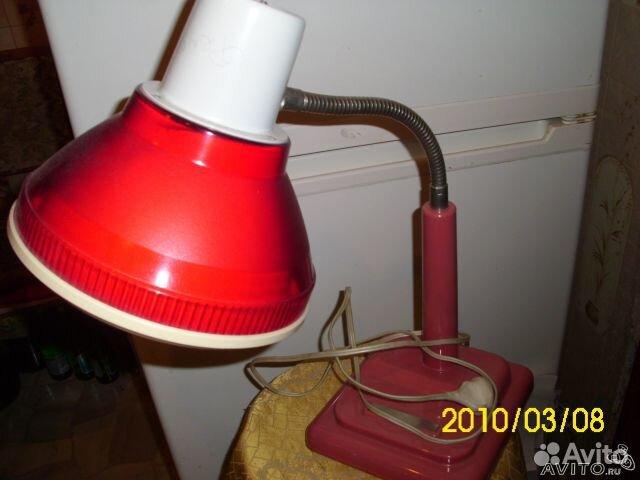 Щёлкните для просмотра следующей фотографии.  Настольная лампа с сенсорным включателем, торг.