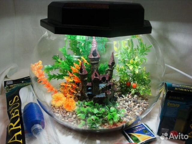 Крышки для круглых аквариумов