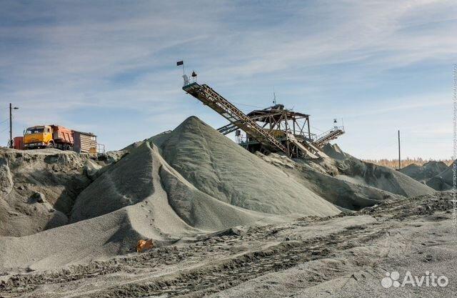 Доставка материалов с карьера щебень, песок, отсев, гравий, булыжник, гпс, пгс, фотография 6
