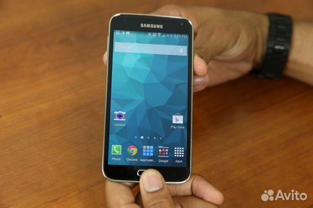 Samsung galaxy s5 sm-g900f 16gb характеристики