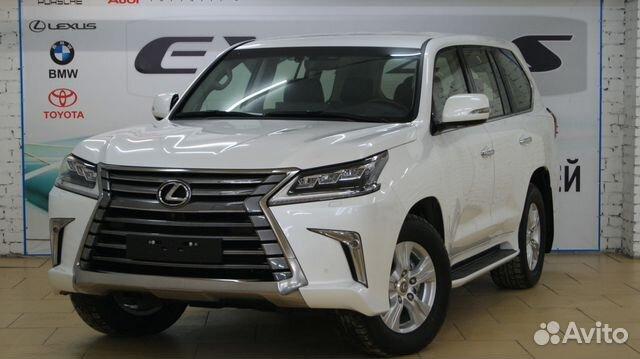 Лексус lx 450d 2017 года новая модель цена