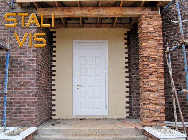железная дверь без посредников