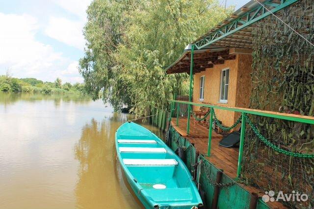 дом отдыха вместе с рыбалкой на воронежской области