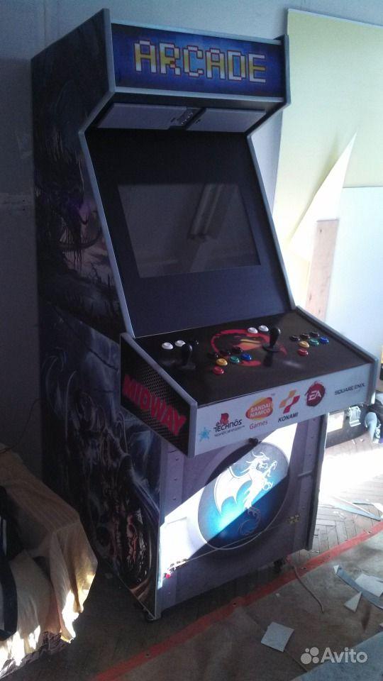 Игровой Аппарат Unicorn