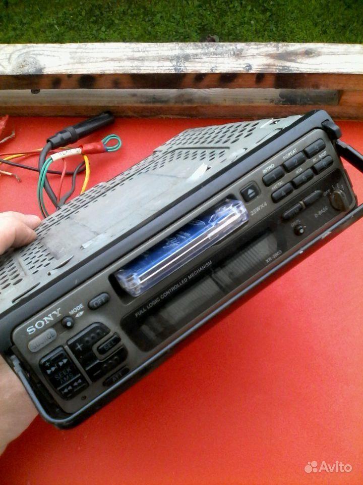 Sony XR-2803- Aвтомагнитола