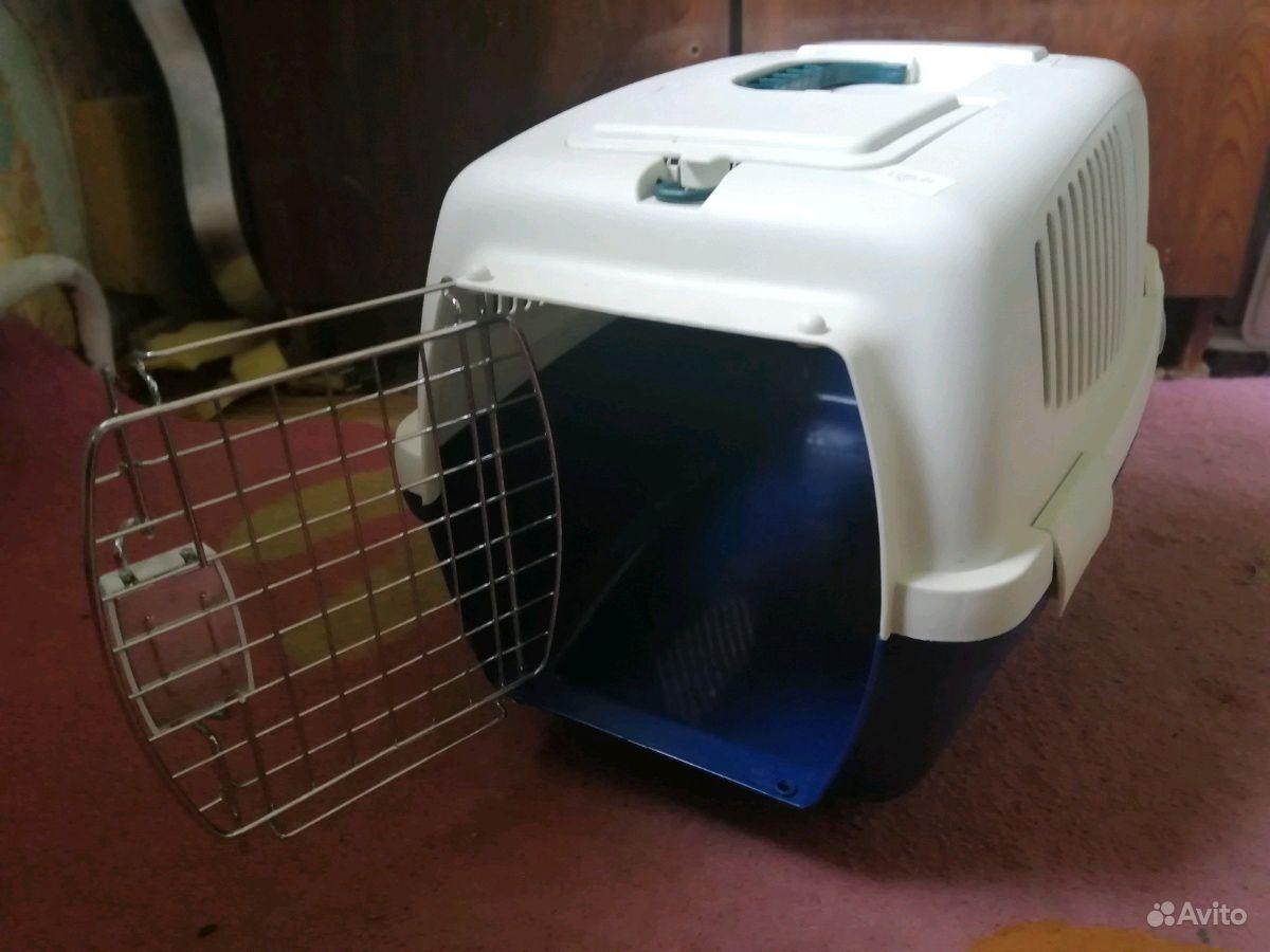 Переноска для кошек и собак мелкой породы