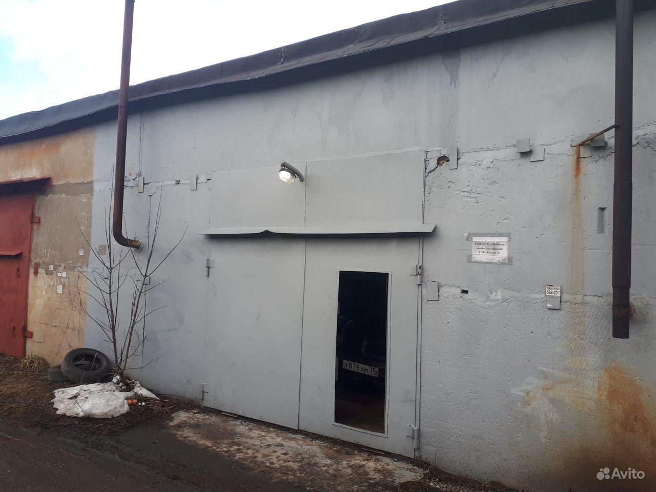 Недвижимость Гаражи и машиноместа / Гараж, > 30 м²