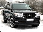 Toyota Land Cruiser 200 запчасти