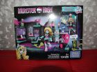 "Конструктор MegaBloks Monster High""Класс биологии"""