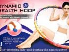 Массажный обруч Dynamic Health Hoop w2,3кг