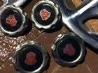 Колпаки СССР металические газ R14 с колпачками