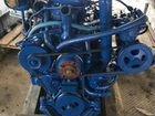 Двигатель Д 245 (турбовый) на ЗИЛ