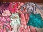 Пакет одежды на девочку 3-4-5 лет