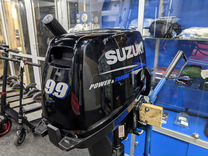 2х-тактный лодочный мотор Suzuki DT 9,9 AS б\у