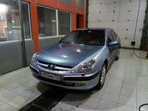 Peugeot 607, 2002 г., Москва