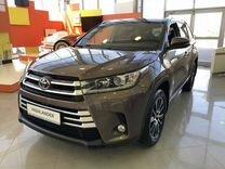 Toyota Highlander, 2018 г., Тула