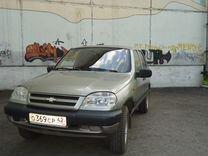 Chevrolet Niva, 2007 г., Кемерово