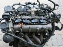 Двигатель контрактный BLP Фольксваген 1.6 FSI ауди — Запчасти и аксессуары в Москве