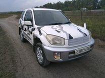 Toyota RAV4, 2001 г., Барнаул