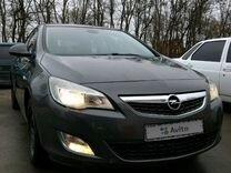 Opel Astra, 2010 г., Ростов-на-Дону