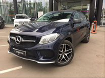 Mercedes-Benz GLE-класс AMG, 2016