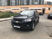 Chevrolet Captiva, 2013 г., Санкт-Петербург