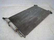 Радиатор кондиционера (конденсер) Nissan Tiida C11