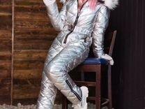 Зимний горнолыжный комбинезон — Одежда, обувь, аксессуары в Санкт-Петербурге