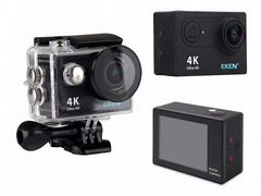 Экшен камера Eken H9/H9R Ultra HD 4K action camera
