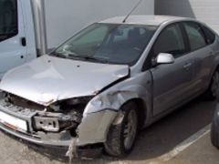 Форд фокус 2 Ford Focus 3 на запчасти