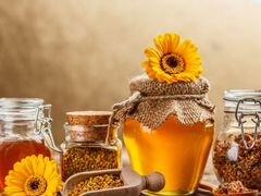 Мёд разнотравье. Урожай 2020 года