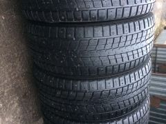 Дешёвые шины dunlop winter ICE 01 R18 285 60