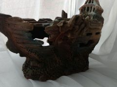 Декоративный грот для аквариума