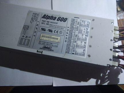 Источник питания Lambda Alpha 600 объявление продам