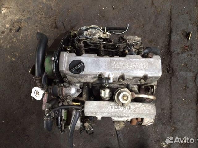 турбо дизельный 2.0 двигатель nissan serena