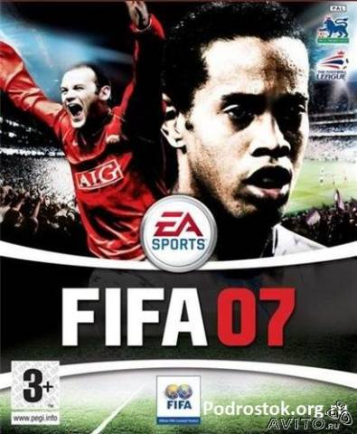 Fifa world CUP 2006, fifa 06, fifa 07 PC DVD