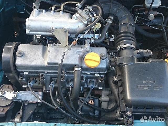 Фото №19 - двигатель ВАЗ 2110 инжектор