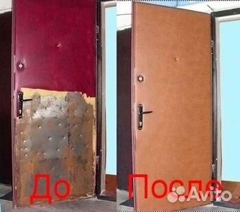 установка металлических дверей в орехово зуево
